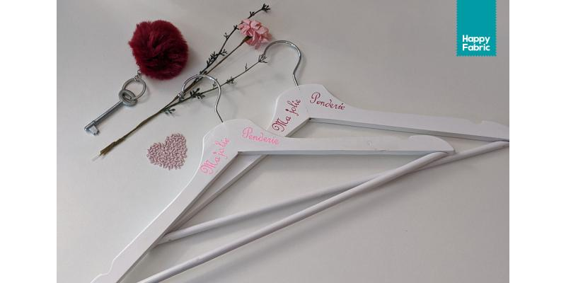 Cintres-HappyFlex-Glitter-Neon-Rose-HappyVinyl-Glitter-Rose-HappyFabric