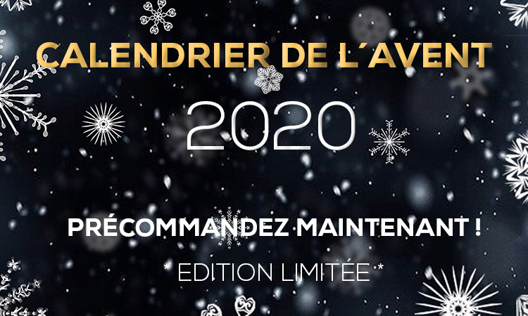 HappyFabric Calendrier de l'Avent 2020